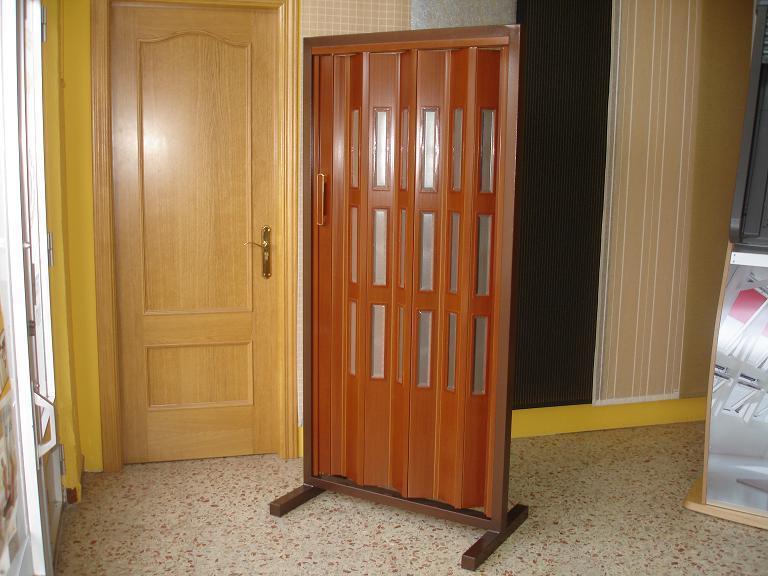 Puertas de acordeon precios elegant puerta plegable pvc for Precio de puertas plegables